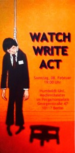 Watch Write Act (poster)