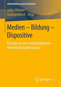 Medien - Bildung - Dispositive (front cover)