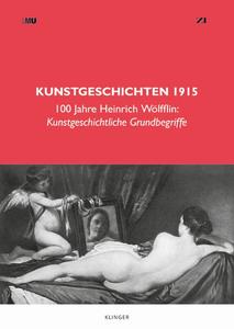 Kunstgeschichten 1915 (front cover)