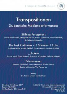 Transpositionen
